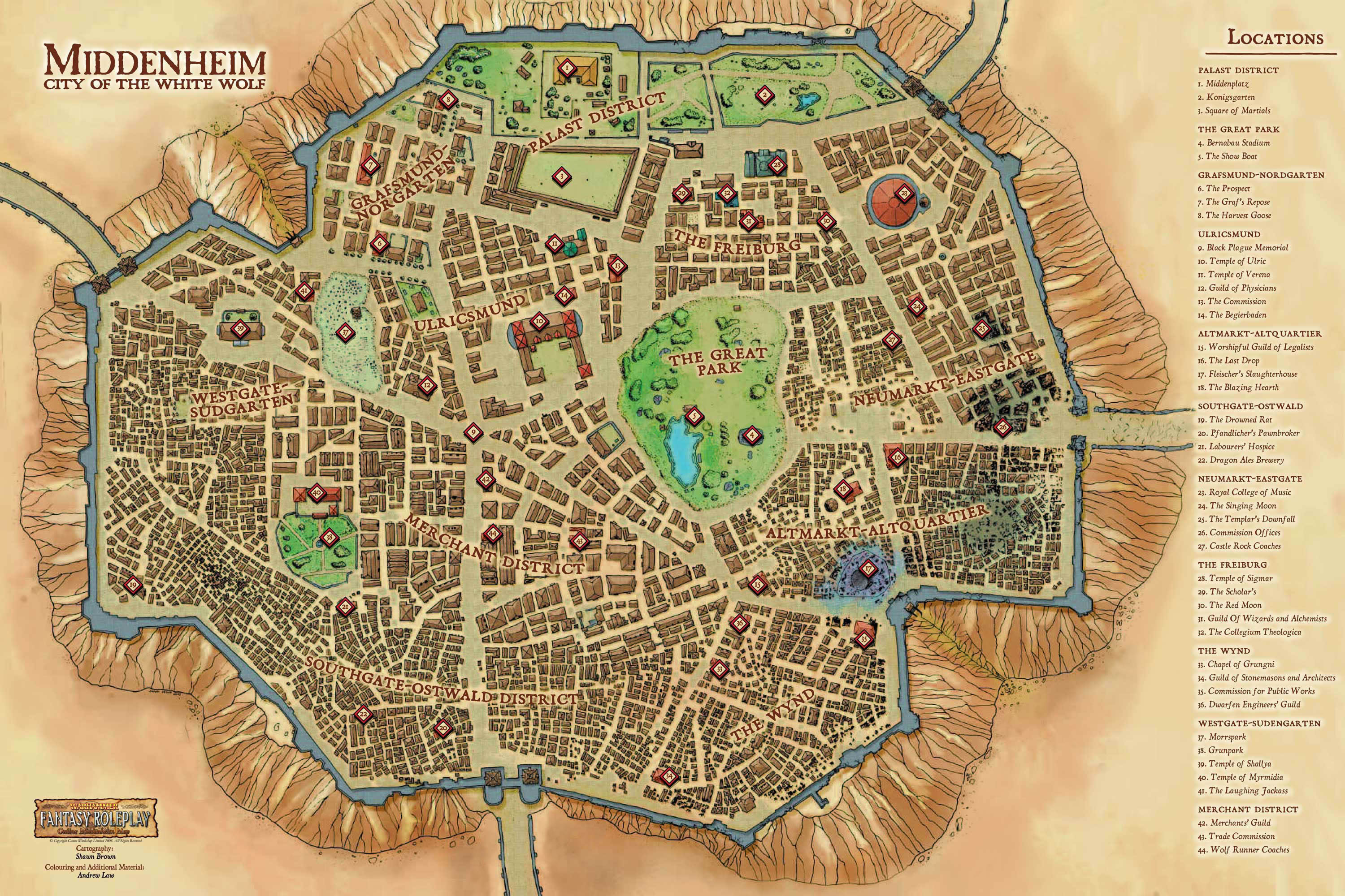 Help to create a fantasy map needed Create a map online free